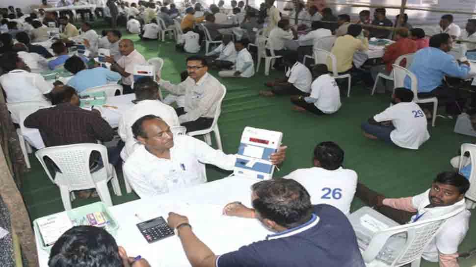 तेलंगाना: बीजेपी का अच्छा प्रदर्शन, TRS उम्मीद से पीछे