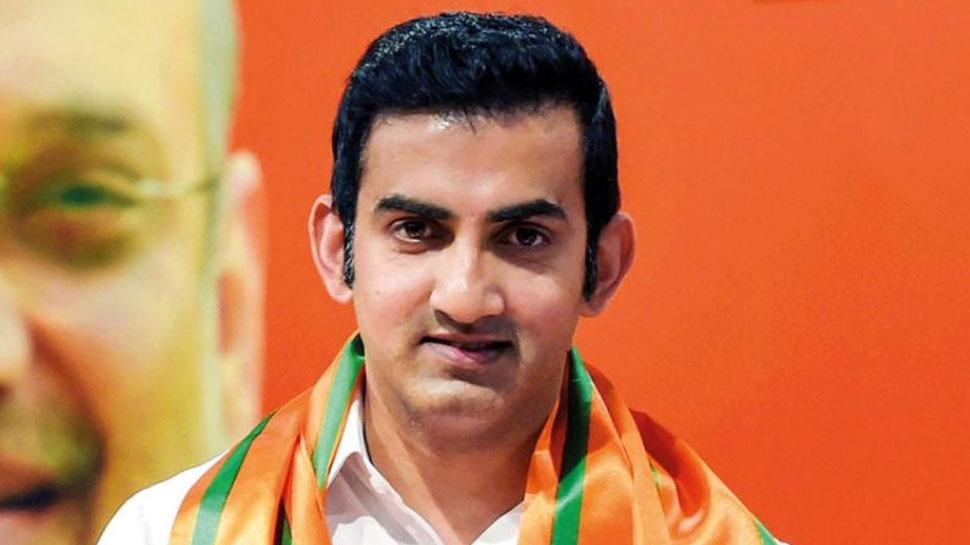 गौतम गंभीर बोले- लोगों ने 'लवली' कवर ड्राइव, 'आतिशी' बल्लेबाजी नहीं, BJP की 'गंभीर' सोच को चुना
