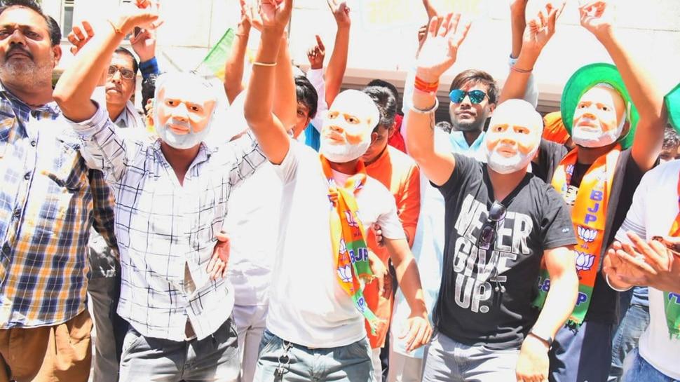 मध्य प्रदेश में बीजेपी ने दोहराया 42 साल पुराना इतिहास, 29 में से 28 सीटों पर दर्ज कराई जीत