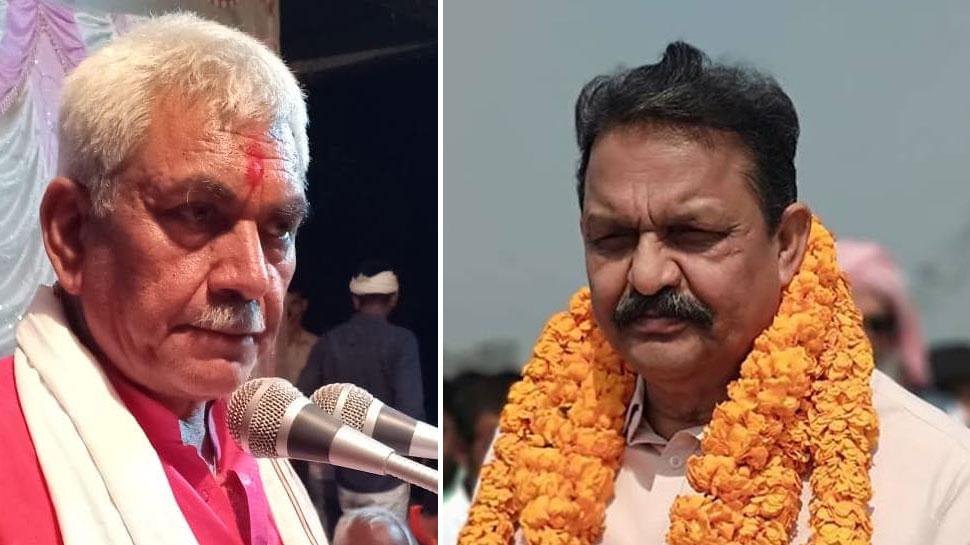 गाजीपुर से मनोज सिन्हा को हराकर अफजाल बोले, 'कठिन परिस्थितियों में ये चुनाव लड़ा और जीता'