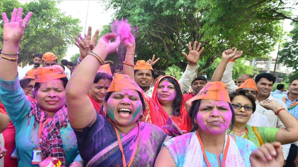उत्तर प्रदेश में BJP ने 62 सीटें जीतीं, 80 सीटों पर कौन जीता-कौन हारा, यहां जानिये
