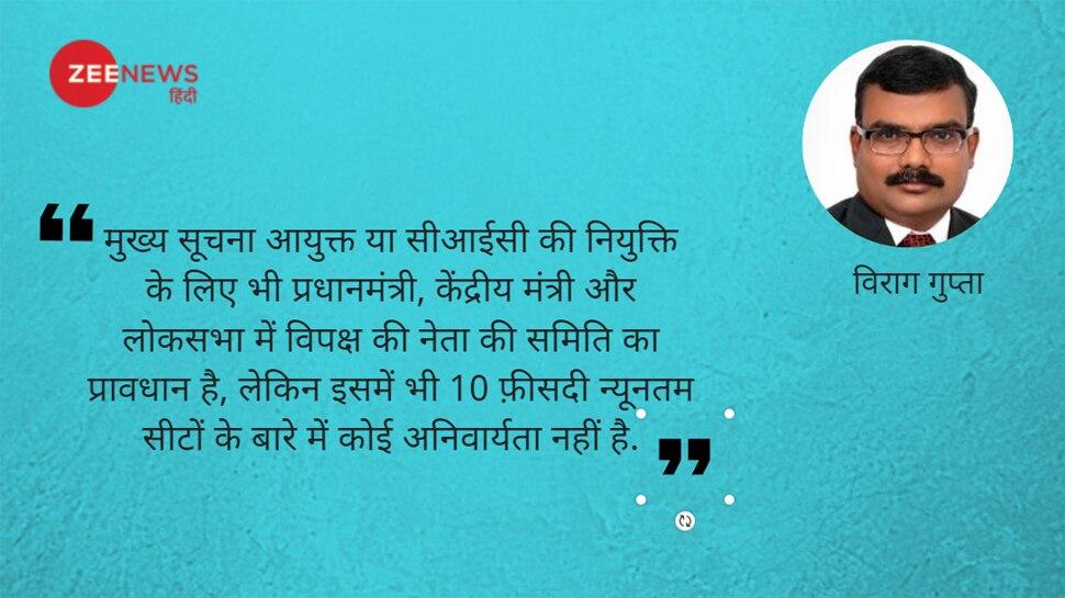 राहुल गांधी विपक्षी नेता भी नहीं, फिर कैसे होगा न्याय?