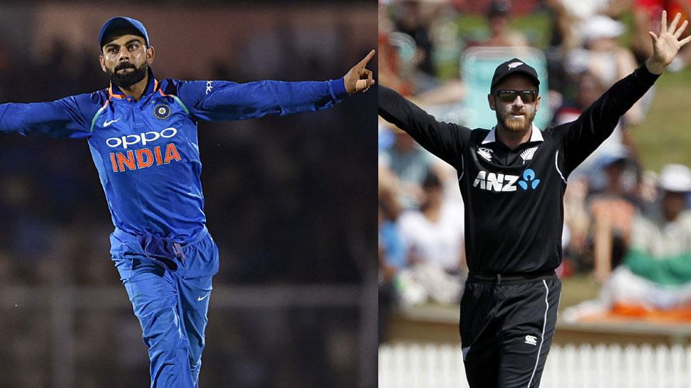 World Cup Practice Match: केवल हालात में ढलने के लिए नहीं खेलेंगे भारत और न्यूजीलैंड