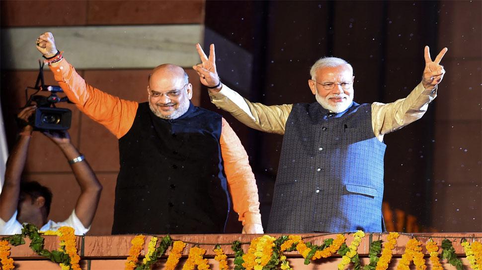 पूर्वोत्तर में खिला कमल, 25 में से 18 सीटों पर BJP और उसके सहयोगियों का कब्जा