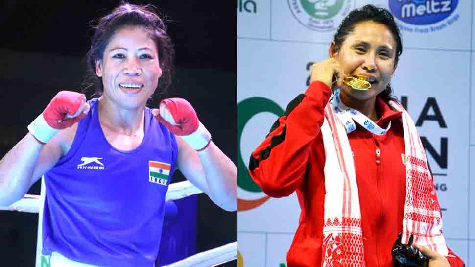 India Open Boxing: मैरीकॉम को एक और गोल्ड, सरिता ने 3 साल बाद जीता सोना