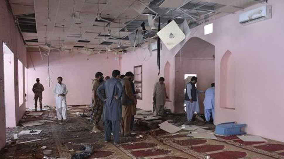 जुमे की नमाज से पहले पाकिस्तान की इस मस्जिद में विस्फोट, 3 लोगों की मौत, 28 लोग घायल