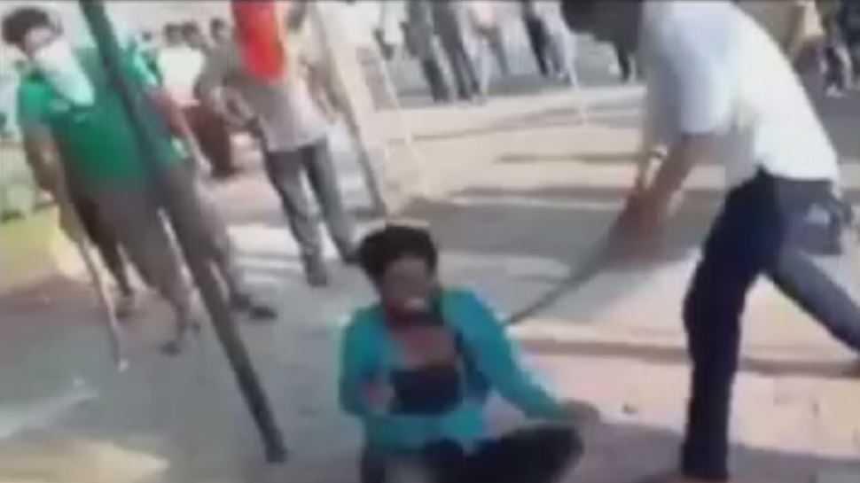 पशु मांस लेकर जा रहे लोगों से हिंदू सेना के 8 सदस्यों ने की मारपीट, तस्करों सहित किए गए गिरफ्तार