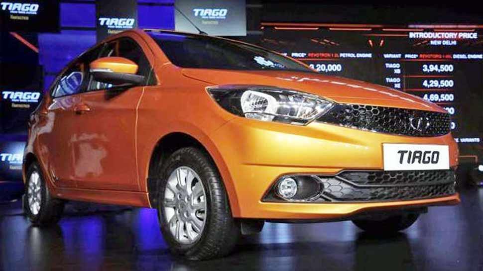 टाटा ने लॉन्च की नई Tiago, कंपनी ने कई फीचर्स में किया बदलाव