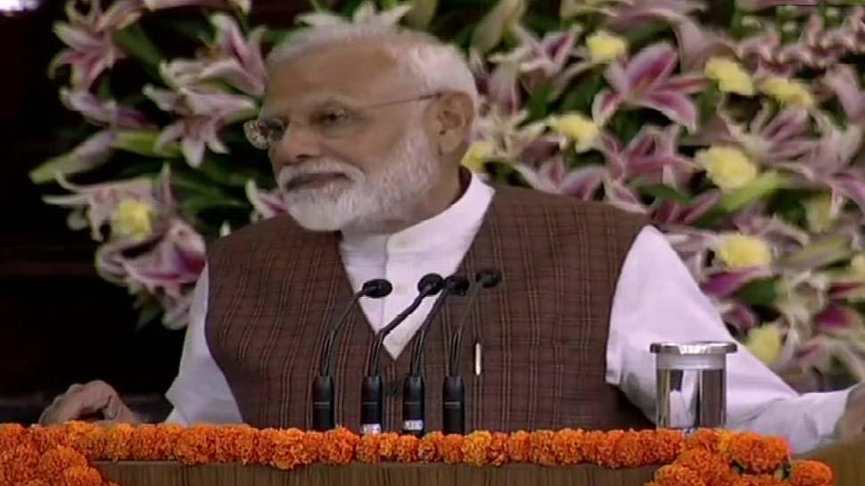 एनडीए संसदीय दल के नेता चुने गए PM मोदी, बोले-नए सांसद VIP कल्चर से दूर रहें