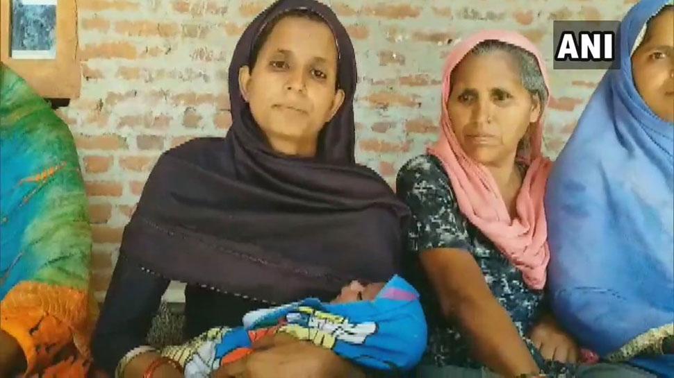 बीजेपी की जीत पर मुस्लिम परिवार ने मनाया जश्न, बच्चे का नाम रखा नरेंद्र मोदी