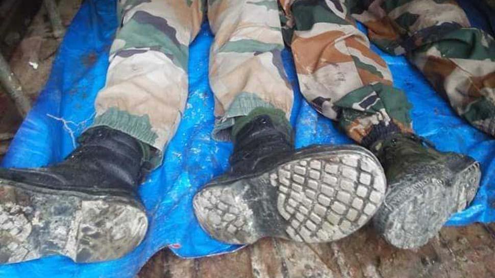 नगालैंड में उग्रवादियों के हमले में असम राइफल्स के दो जवान शहीद