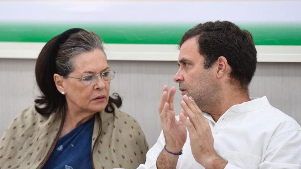 अशोक गहलोत, कमलनाथ और पी चिदंबरम ने पार्टी से पहले अपने बेटों के हित को आगे रखा: राहुल