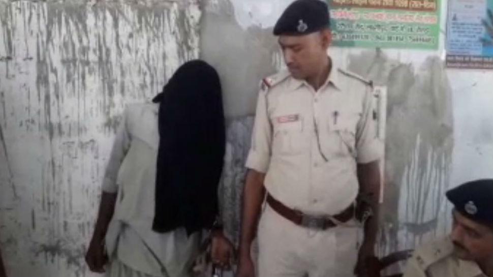 समस्तीपुर: आखिरकार गिरफ्तार हुआ साइको किलर, तीन लोगों का कर चुका है मर्डर