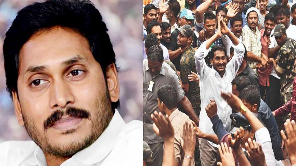 जगनमोहन रेड्डी: CM पिता की मौत के बाद कांग्रेस ने भी छोड़ा साथ, 10 सालों से अपने दम पर पलटी किस्'€à¤®à¤¤