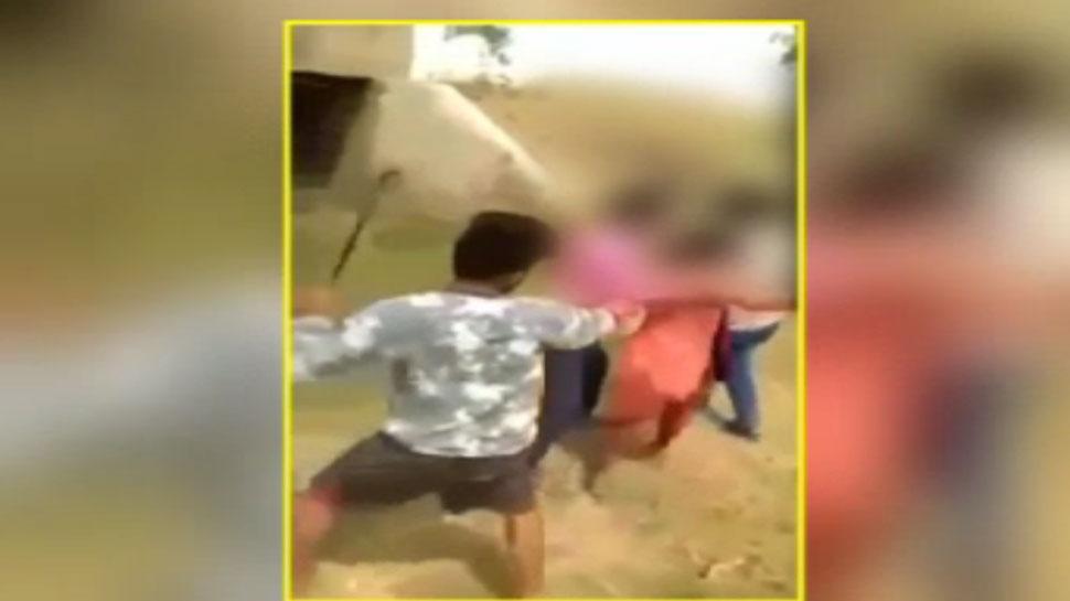 बिहार में प्रेमी युगल से मारपीट का वीडियो वायरल, पुलिस ने किया एक को गिरफ्तार