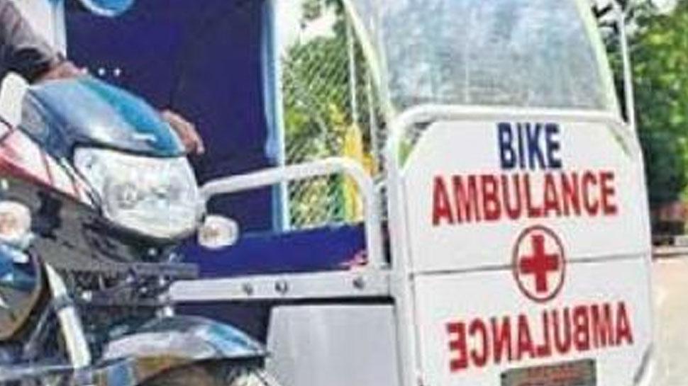 मध्यप्रदेश में छात्रों ने किया अनोखे ट्राईबाइक एम्बुलेंस का अविष्कार