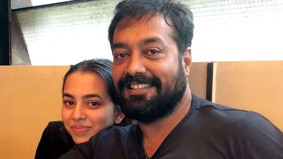 अनुराग कश्यप की बेटी को धमकी देने वाले ट्रोलर के खिलाफ FIR दर्ज