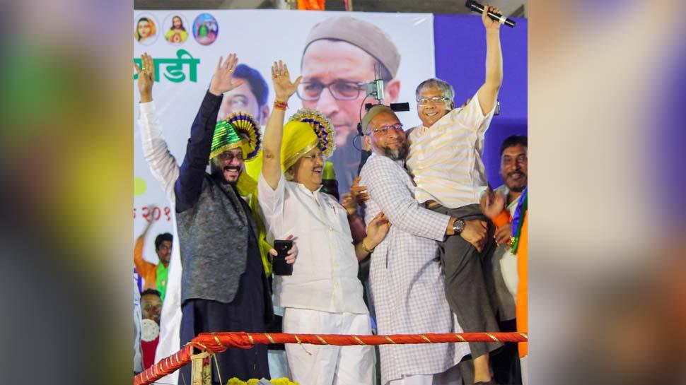 महाराष्ट्र: अब विधानसभा चुनाव में भी कांग्रेस-NCP की टेंशन बढ़ाएंगे औवेसी, BJP को फायदा