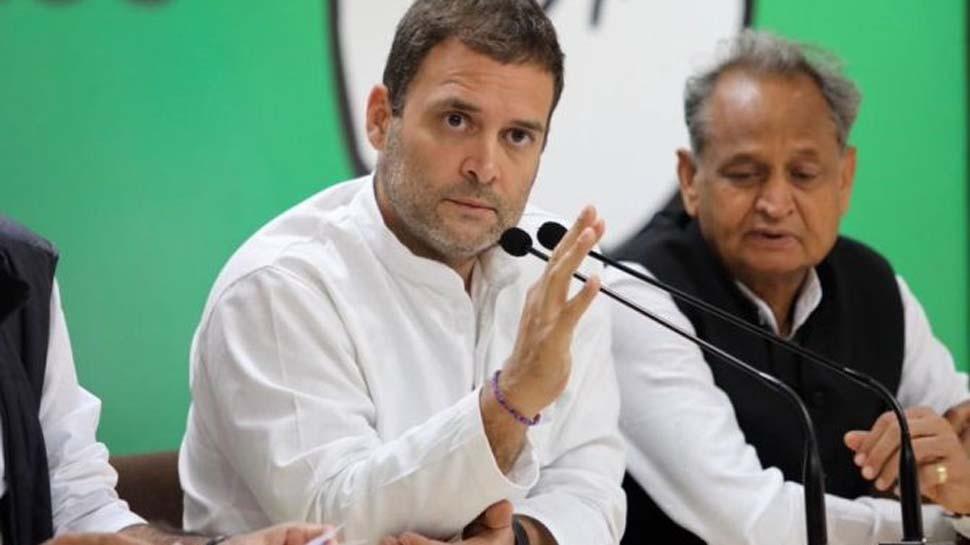राहुल गांधी राजस्थान की सत्ता और संगठन में कर सकते हैं बड़े बदलाव, गहलोत की कुर्सी बचेगी!