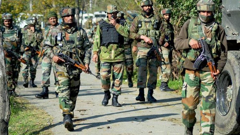 आतंकवादियों की सूचना मिलने पर पुलवामा में शरू हुआ तलाशी अभियान