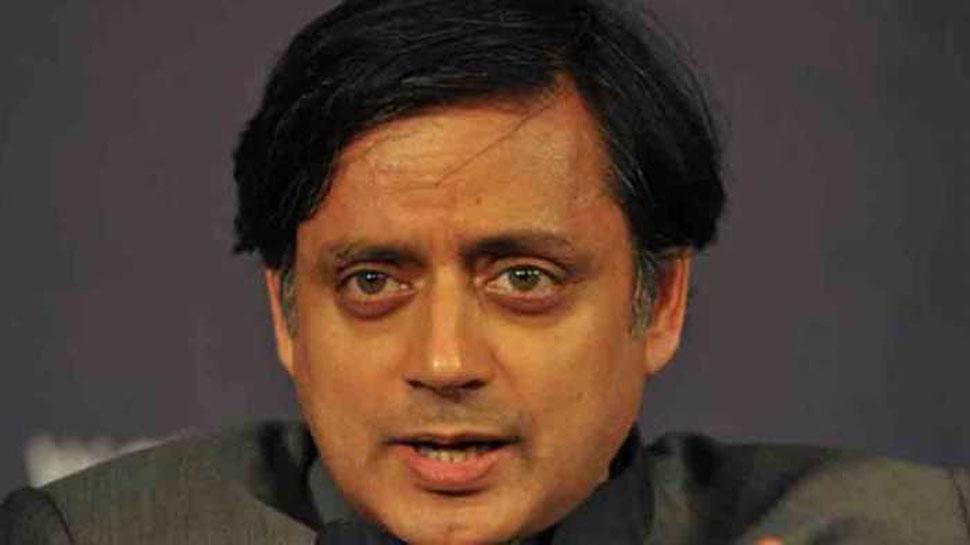 कांग्रेस के संकट के बीच शशि थरूर ने कहा, 'मैं लोकसभा में पार्टी नेता बनने को तैयार'