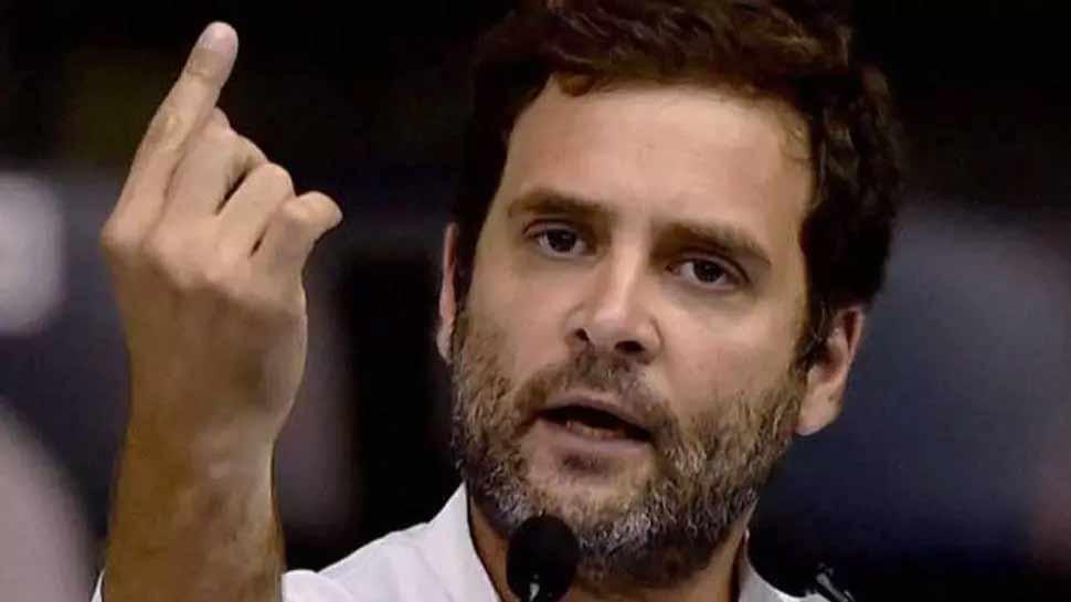 इस्तीफे पर अड़े राहुल गांधी ने पार्टी नेताओं से कहा, '1 महीने में तलाशें मेरा विकल्प'