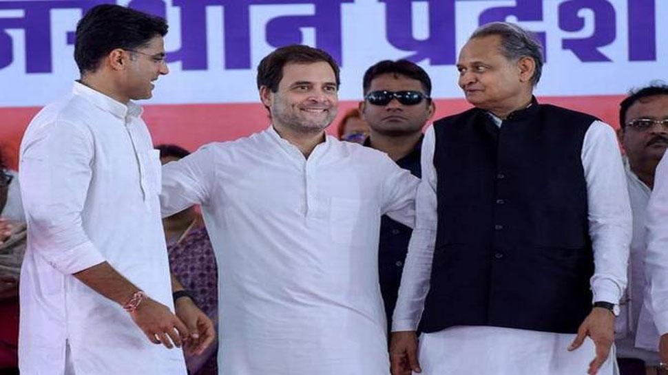 चुनाव हारने के बाद राजस्थान कांग्रेस में मचा बवाल, नेताओं की बयानबाजी से संकट गहराया