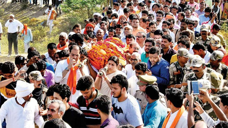अमेठी हत्याकांड: DGP बोले- राजनीतिक रंजिश में हुई वारदात, BJP के लिए प्रचार करना पड़ा महंगा