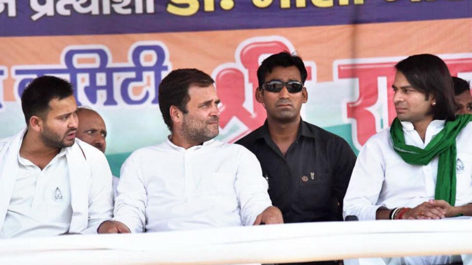 राहुल अध्यक्ष पद पर रहकर चुनौतियों का सामना करें: तेजप्रताप यादव