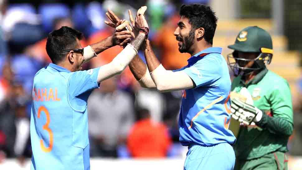 ICC World Cup Warm-up Match: भारत की बांग्लादेश पर शानदार जीत, राहुल-धोनी-कुलदीप चमके