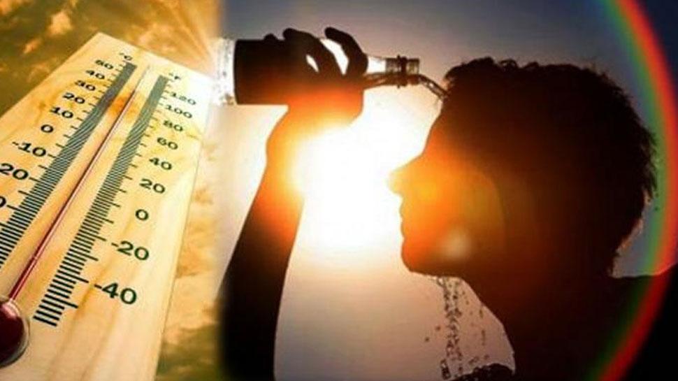 दिल्ली-NCR में तेज गर्मी, लू चलने से और ज्यादा बढ़ जाएगा तापमान