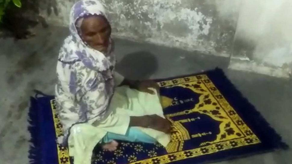 reads Namaj all five times