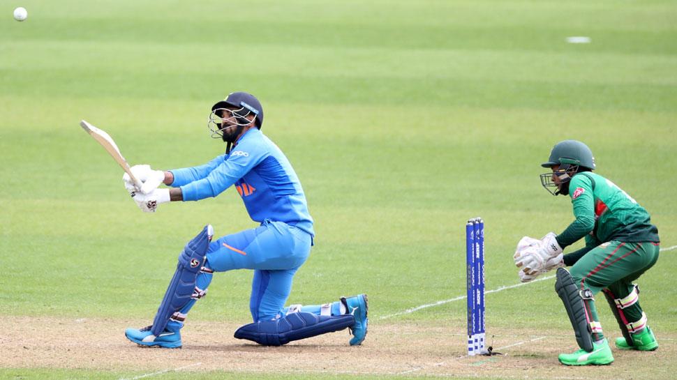 World Cup 2019: केएल राहुल के शतक पर उनके बारे में केवल इतना कहा कप्तान विराट ने