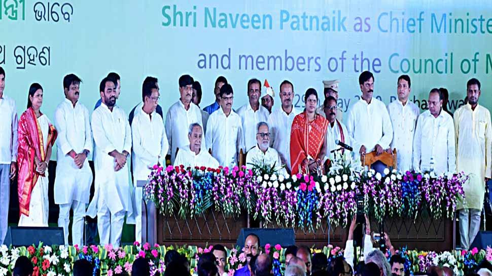 ओडिशा सरकार ने जारी की मंत्रियों की लिस्ट, जानिए किसे मिला कौन सा विभाग
