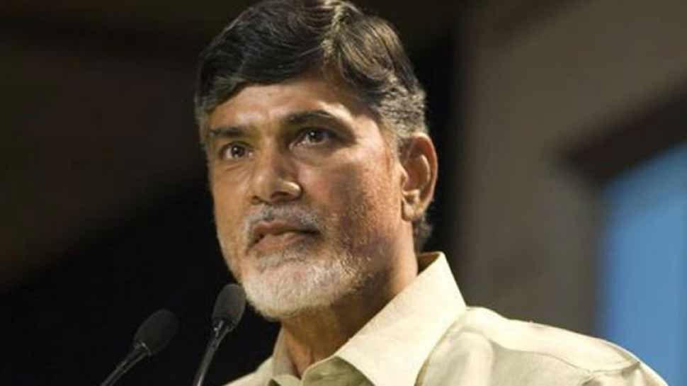 तेलुगु देशम विधायक दल के नेता चुने गए चंद्रबाबू नायडू