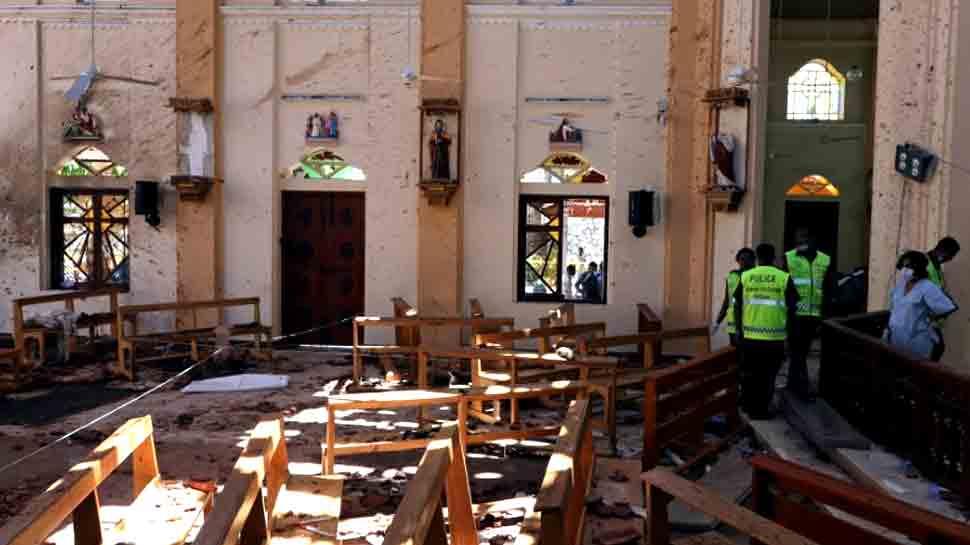 NIA की टीम ईस्टर बम धमाका मामले की जांच में सहयोग के लिए पहुंची श्रीलंका
