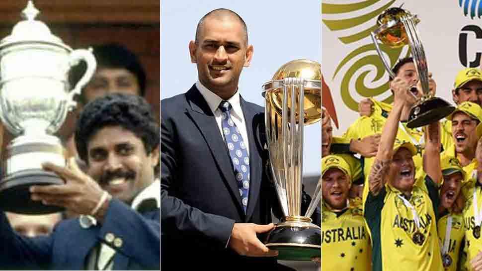 ICC World Cup में कब आए रंगीन कपड़े या 50 ओवर के मैच; 44 साल और हर वर्ल्ड कप में ऐसे बदला खेल