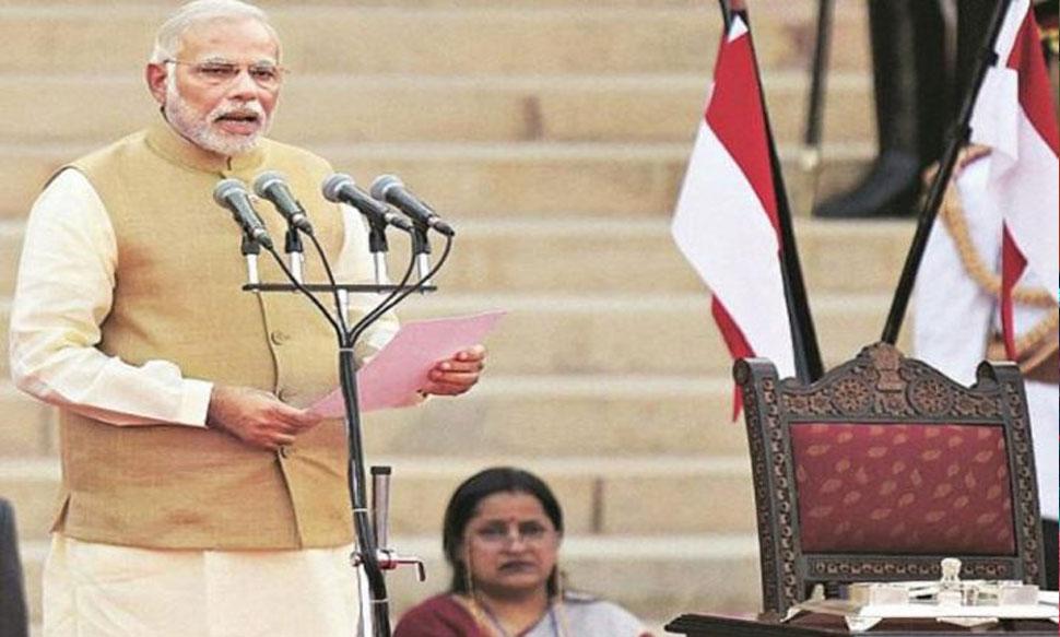आज दूसरी बार प्रधानमंत्री पद की शपथ लेंगे नरेंद्र मोदी, समारोह में शामिल होंगे BIMSTEC के नेता