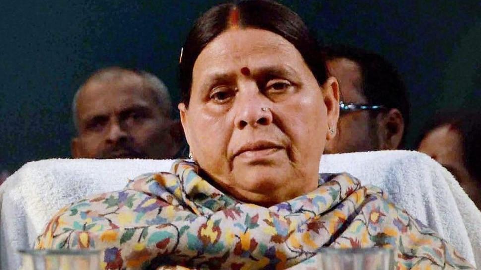 शपथ ग्रहण : राबड़ी देवी को नहीं मिला न्यौता, BJP बोली- वहीं से दें शुभकामना