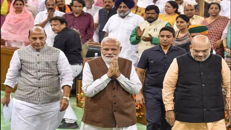 जानिए, PM नरेंद्र मोदी की नई कैबिनेट में कौन-कौन बन रहा मंत्री, ये रही पूरी लिस्ट