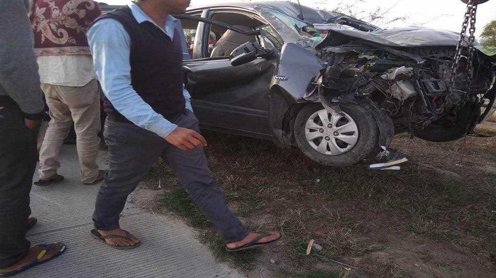 फतेहपुर में भीषण सड़क हादसा, 4 लोगों की मौत की पुष्टि, कई घायल