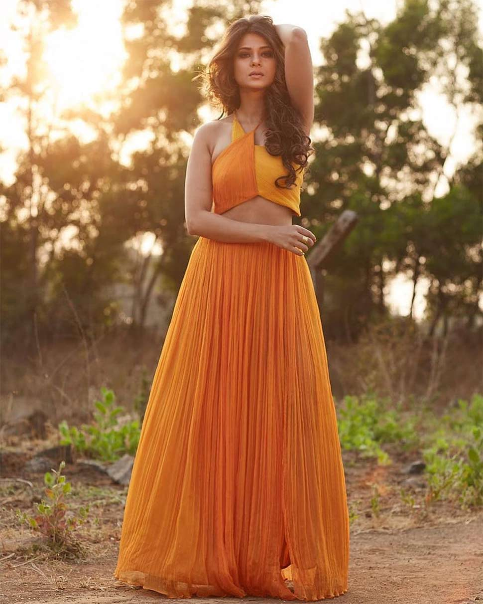 tv actress Jennifer Winget on her birthday