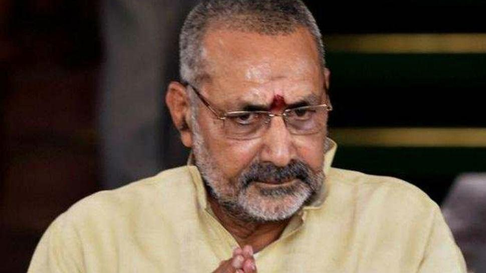 बेगूसराय: गिरिराज सिंह को मंत्री बनाए जाने की खबर से जिले में जश्न का माहौल