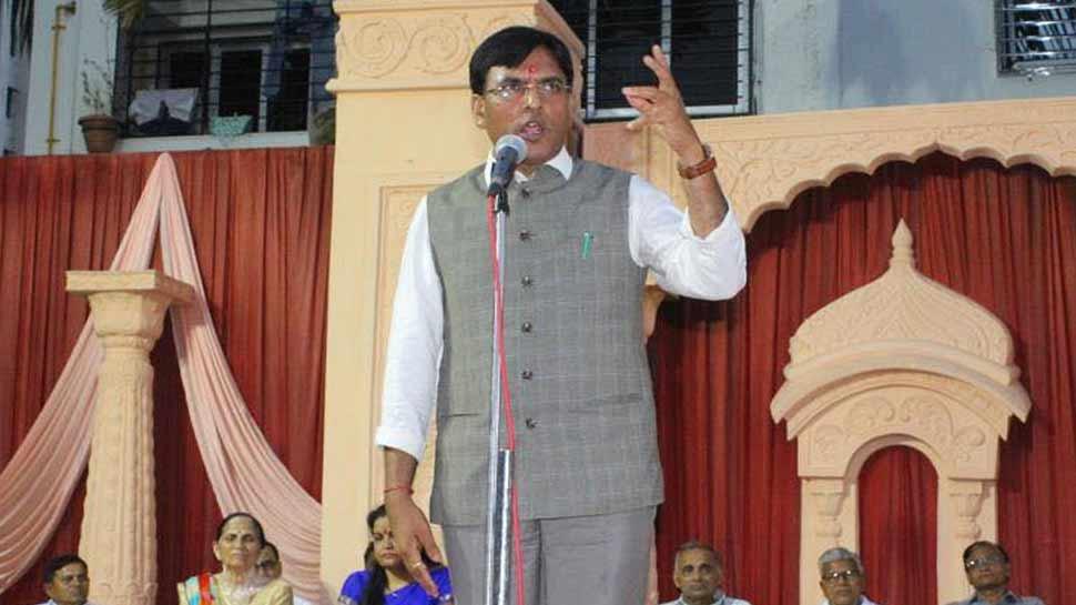 साइकिल से संसद पहुंचने वाले राज्यसभा सांसद मनसुख मंडाविया 'मोदी कैबिनेट' में शामिल