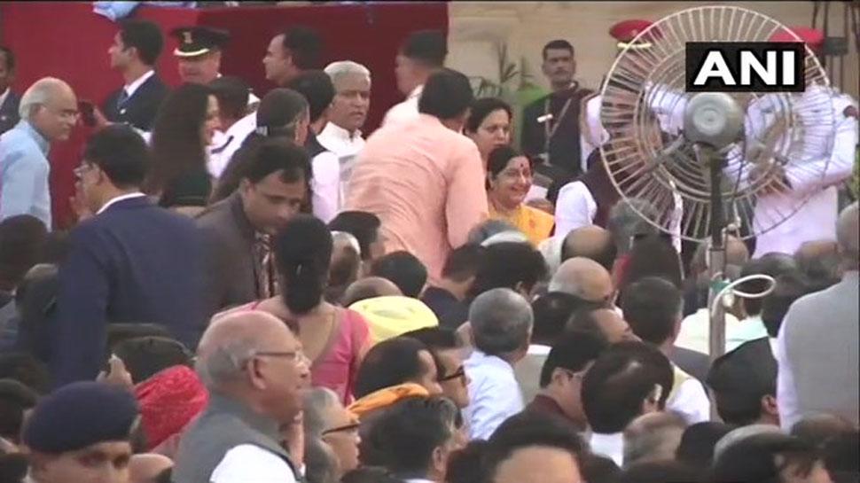 सुषमा स्वराज नहीं होंगी मोदी कैबिनेट का हिस्सा, बड़ा सवाल अब कौन बनेगा विदेश मंत्री?