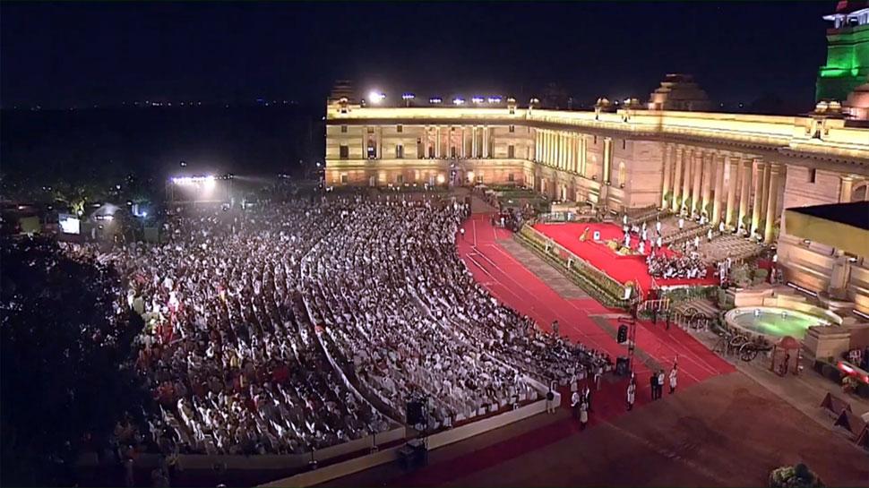 मोदी मंत्रिमंडल में 24 कैबिनेट मंत्री, 9 राज्य मंत्री स्वतंत्र प्रभार शामिल