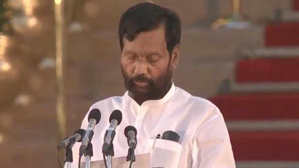 सरकार कोई भी हो रामविलास पासवान बनते हैं मंत्री, छह प्रधानमंत्रियों के साथ किया काम