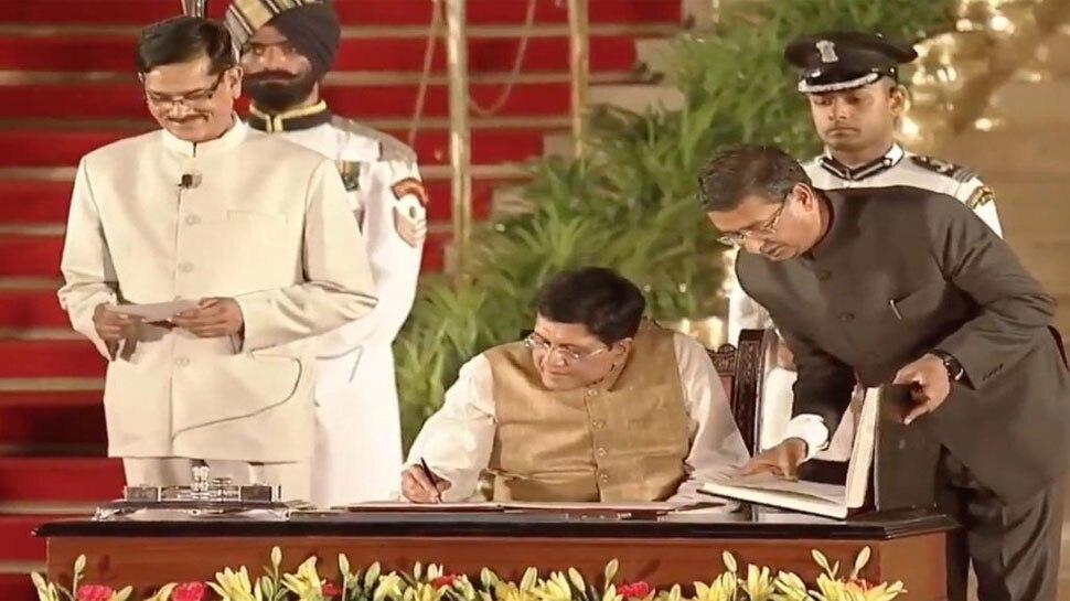 मोदी मंत्रिमंडल में शामिल हुए पीयूष गोयल, क्या बनेंगे वित्त मंत्री?