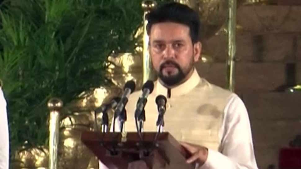 BJP अध्यक्ष ने रैली में किया था वादा- ठाकुर को बनाएंगे बड़ा नेता, हुए मोदी कैबिनेट में शामिल