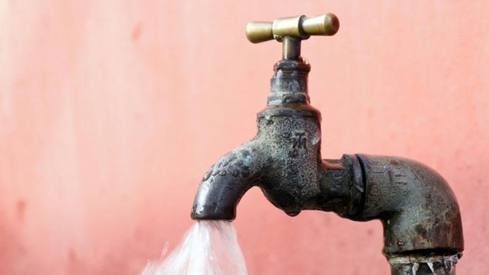अलवर: समय से पूरी नहीं हो पाई पेयजल योजना, लोगों को नहीं मिल रहा पानी